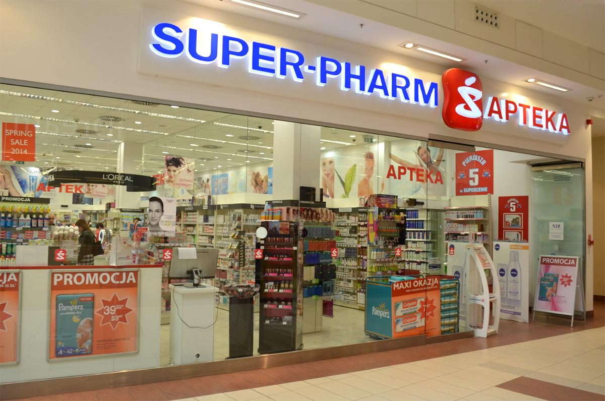 09336abc73812f Super-Pharm Apteka - Galeria Jurajska Częstochowa
