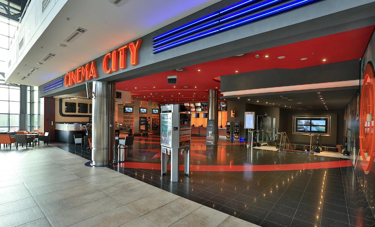 26a110c6 Cinema City - Galeria Jurajska Częstochowa